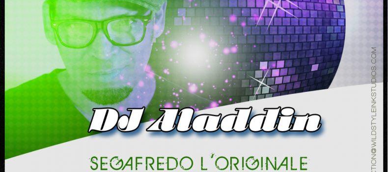 DJ Aladdin @ Segafredo L'Originale – 12-26-2015