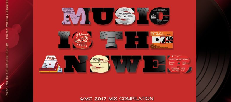 WMC 2017 Segafredo Mix Compilation – DJ Aladdin