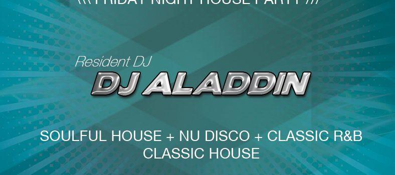 Skybar Lounge Fridays w/ DJ Aladdin