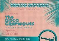 Discos Revenge June 2019