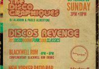Discos Revenge September 2019