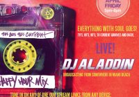 Everything with Soul Goes – DJ Aladdin Live